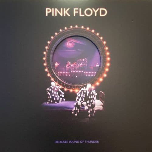 Pink Floyd<br>Delicate Sound Of Thunder<br>3LP, RE, 180g